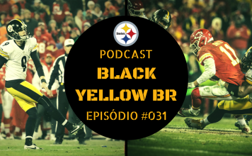 Black Yellow Podcast 031 - Divisional Round Steelers vs Chiefs